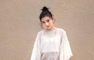 宋祖儿新剧《舌尖上的心跳》将映,男主大她16岁,却毫无违和感