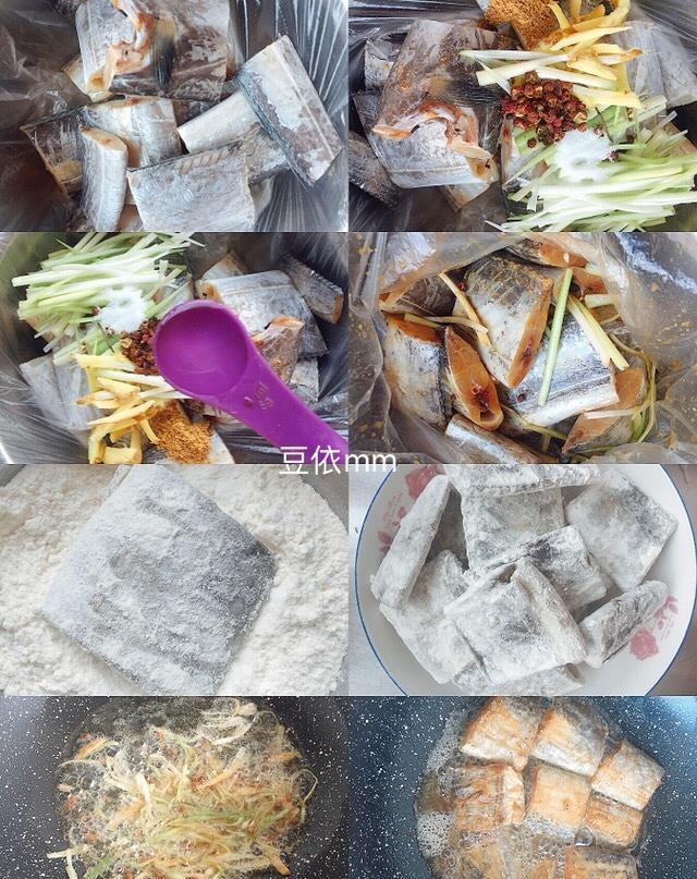 百吃不厌的香煎带鱼,最经典的家常菜