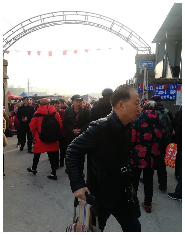 重庆市北碚区汪家堡赶场