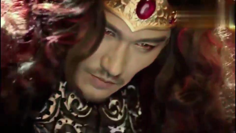 幻城:火王需要元气,一口气吞掉所有儿子,女儿在旁边已经崩溃!