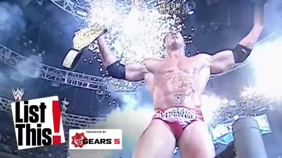 WWE巴蒂斯塔五场罕见比赛竹笼赛险胜巨人卡里