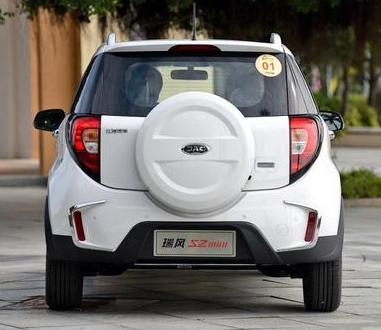 5万元左右的微型SUV推荐 江淮瑞风S2mini