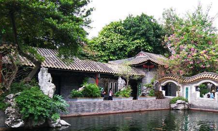 广东值得去的四大名园旅游景点