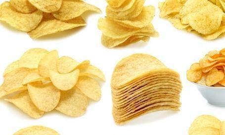 薯片不是用土豆做的?看了薯片的加工过程,网友吐槽:被骗20年