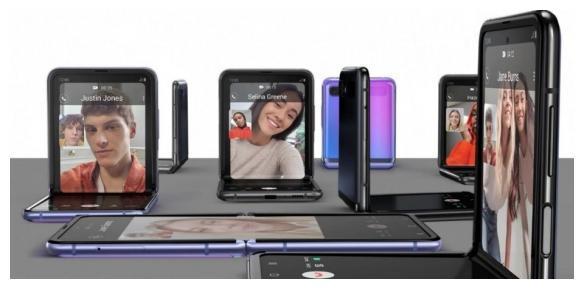 三星Galaxy Z Flip 国行尝鲜价:8+256GB 12499元