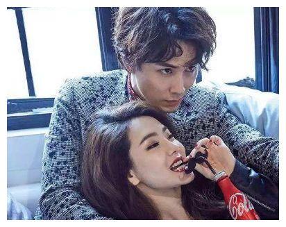 韩国女婿于晓光和高梓淇,有一点太像!难道韩女星看人眼光一样