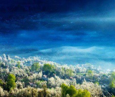 中国8大最完美的摄影圣地,最美村落丹巴夺冠,世外桃源坝美入选