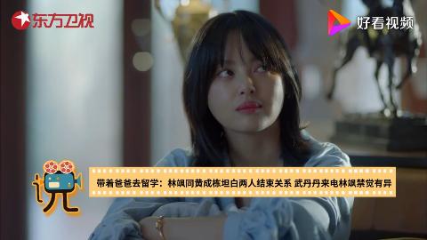 带着爸爸去留学:孙红雷拒绝辛芷蕾告白 蒋依依被打进医院