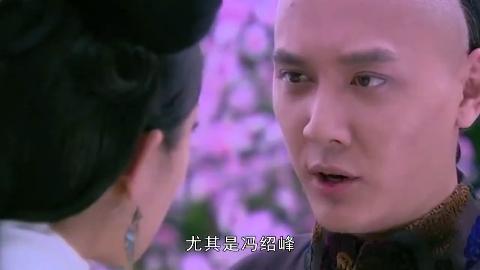 冯绍峰杨幂8年后再合体谁注意冯绍峰的眼神网友心疼颖宝