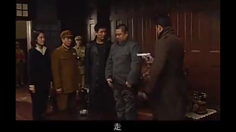 猎鹰1949:少将处长严森,代号老板,输的心服口服,无地自容