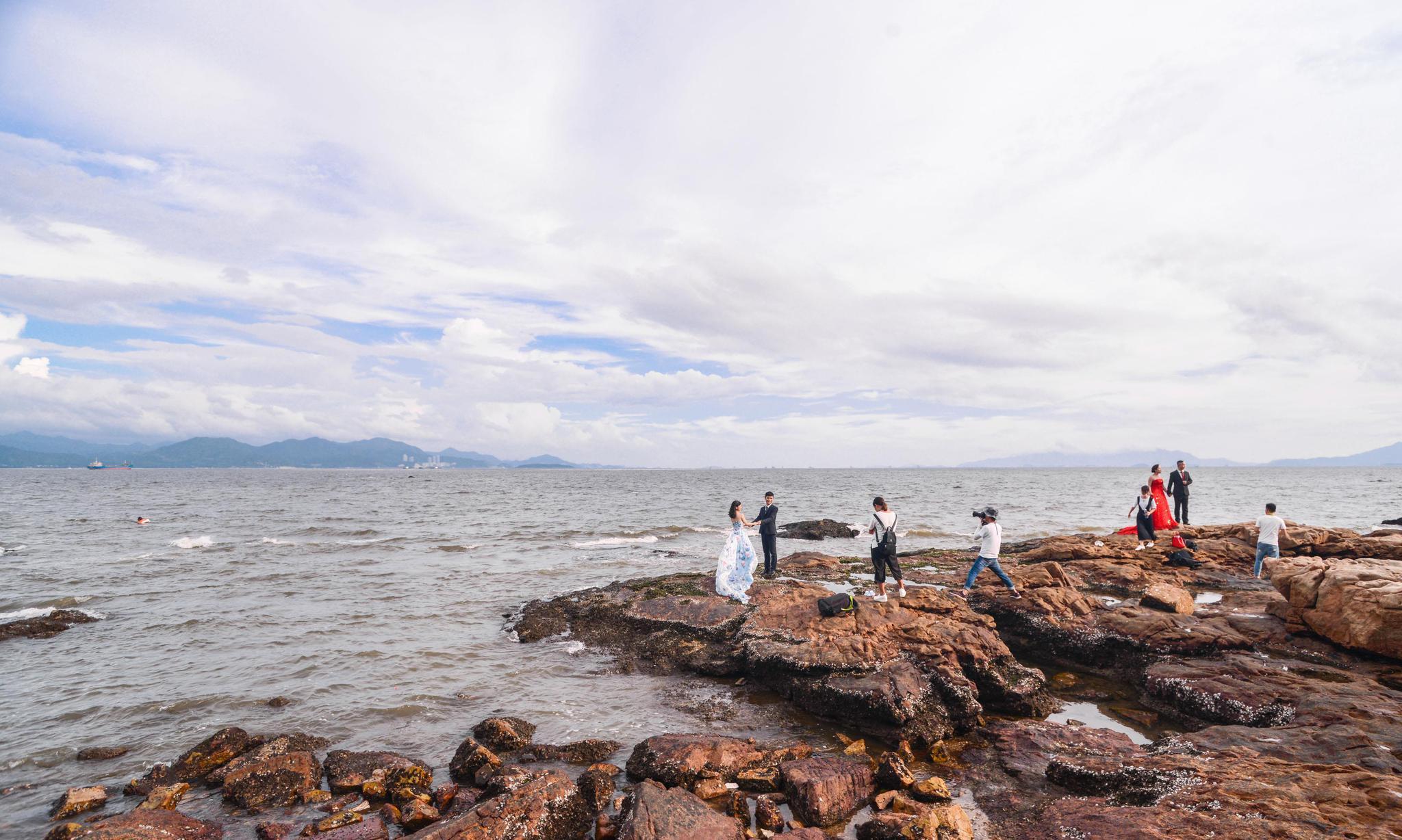 广东这个海湾,《何以笙箫默》电视剧的取景地,连蔡徐坤也来打卡