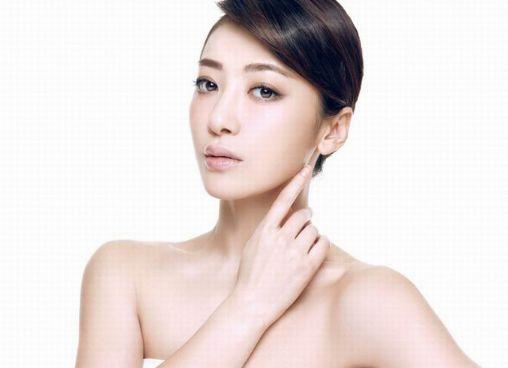 美女明星陈紫函,白嫩肌肤惹人喜爱,美丽迷人