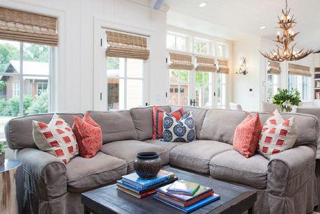 复古风格:美观时尚的的家居装修,自然又精致,风雅独特