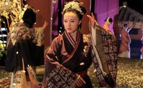 刘邦的妃嫔之一——薄姬:为何最终和儿子刘恒葬在一起?