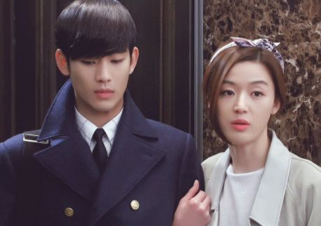 """""""姐弟恋""""的韩剧:我只看过《来自星星的你》,图4由小说改编!"""