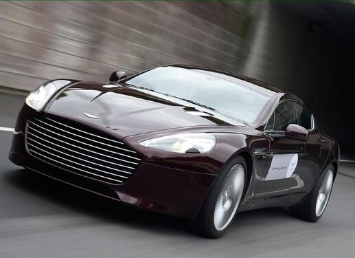 懂车皇:2015款阿斯顿·马丁Rapide S,对驾驶者说无疑更美妙