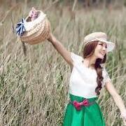 微笑小秧秧
