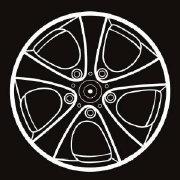 大轮毂汽车