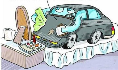 汽车打蜡、封釉、镀膜还有镀晶 到底哪个好?