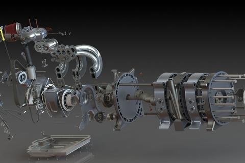 最初的航空(<em>活塞</em>)发动机