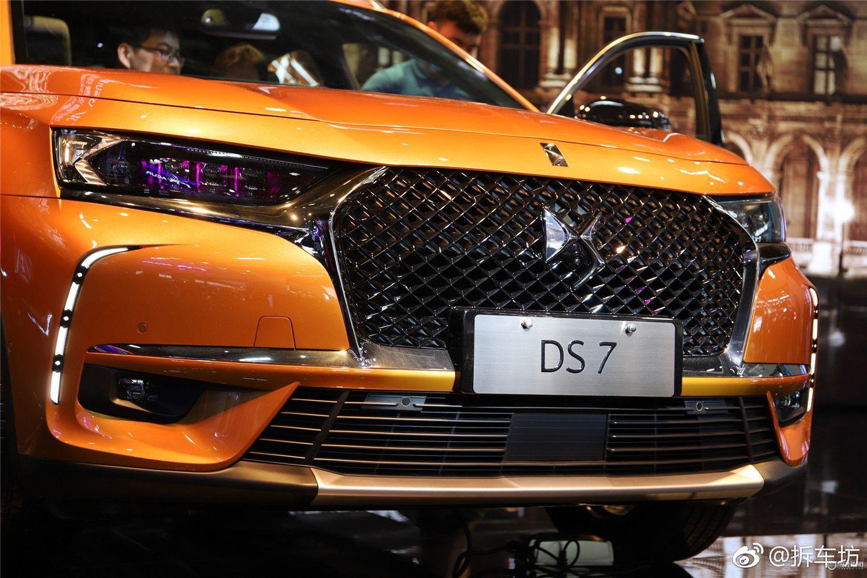 4月25日,法系高端品牌DS旗下的全新SUV DS 7正式上市,售价20