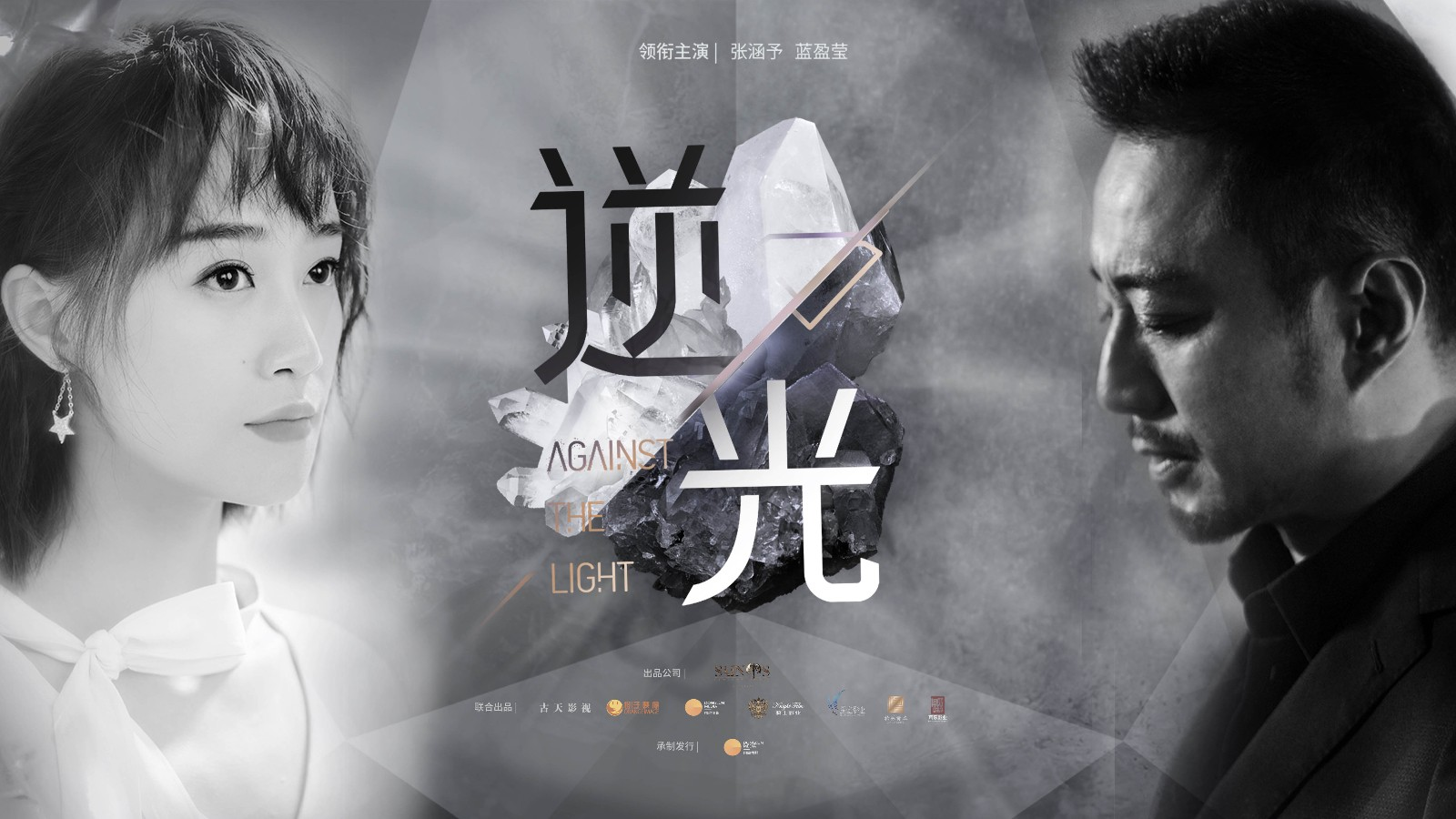 蓝盈莹诠释睿智职场女性   电视剧《逆光》角色海报首曝光