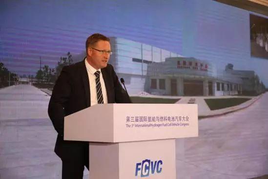 入股世界氢能公司 长城新能源10年磨一剑