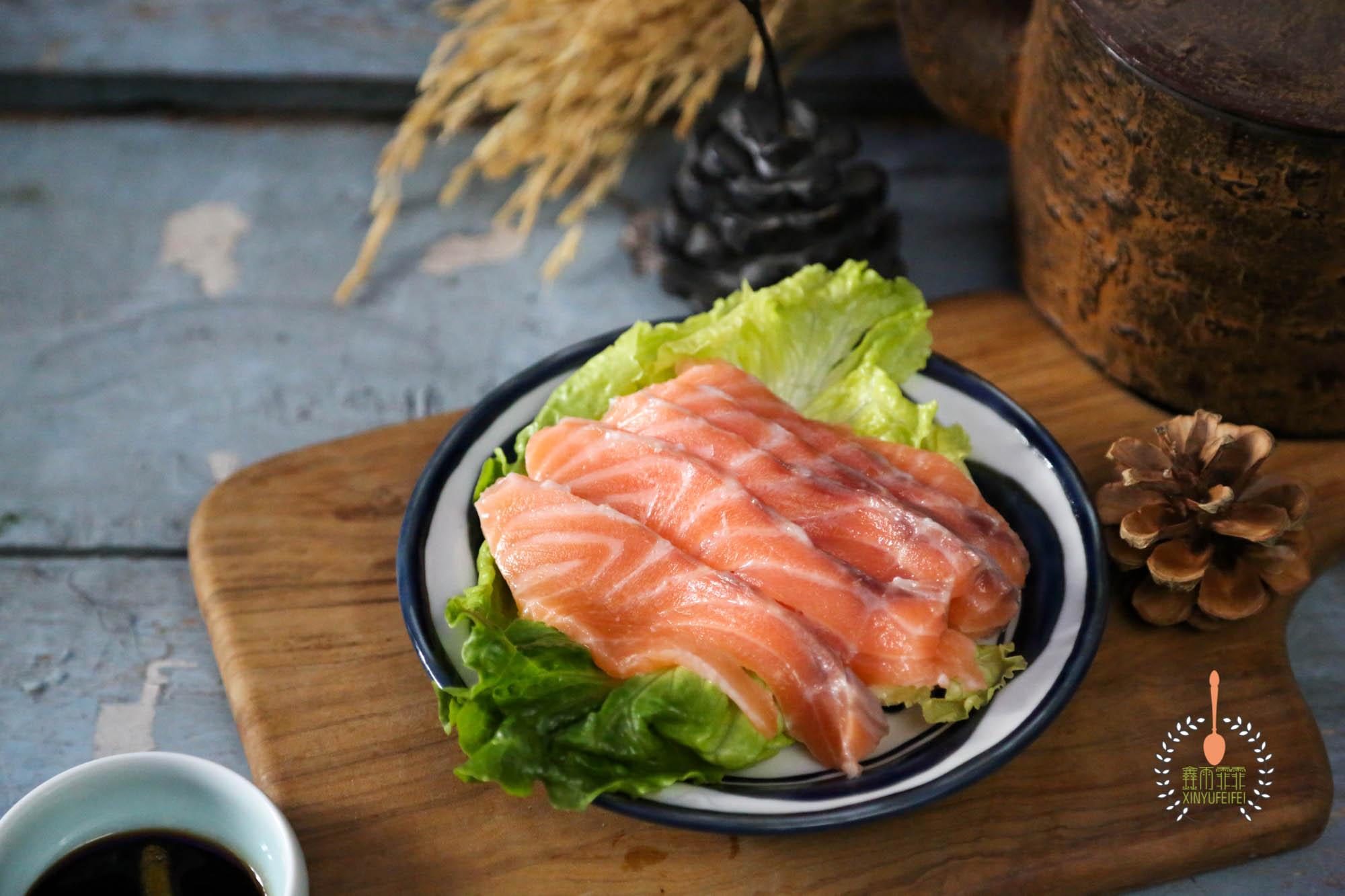 如何在超市里购买正宗的三文鱼?日料大厨教你几个小窍门