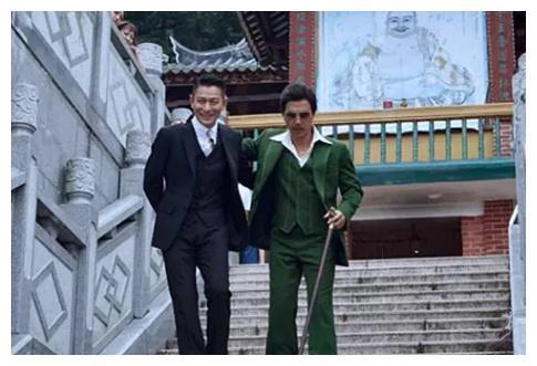 《追龙》老香港韵味,两大著名狠探长大毒枭甄子丹,角色刘德华600万小说改编电视剧多少集图片