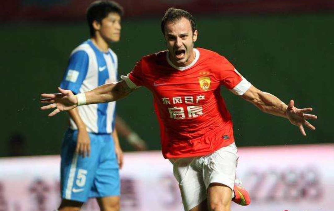身价4千万的前恒大外援盛赞球队:对足球有理想,中国经历很美妙
