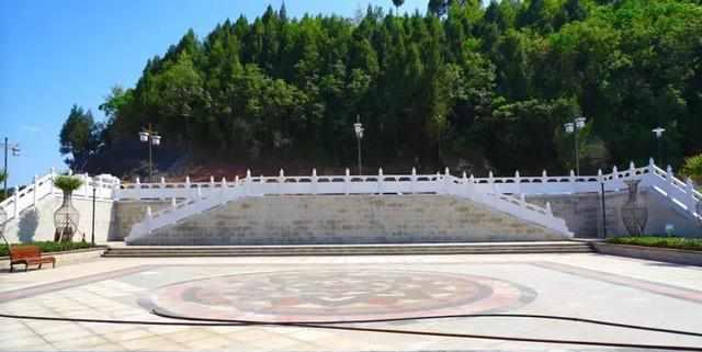 巴适!通江县壁山森林公园运动区高颜值亮相!图片
