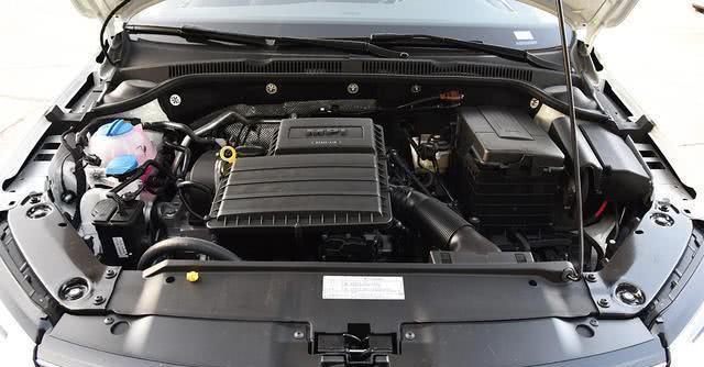 全新一代大众速腾,搭1.4升TSI发动机+8AT,更加精致运动
