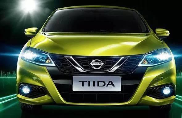 东风日产新TIIDA,又换新包装?