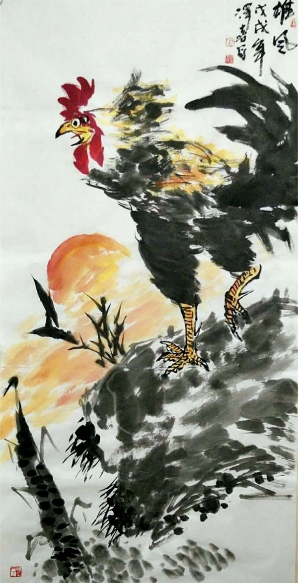 清雅脱俗 清新质朴——画家王泽喜