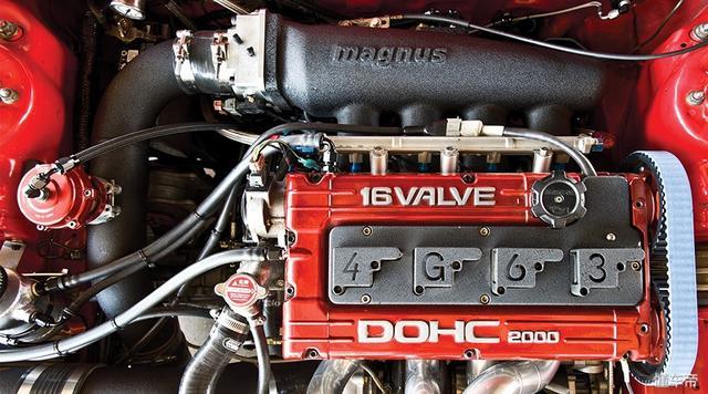成绩更新 | 四缸四驱赛车1/4英里直线竞速世界纪录被刷新