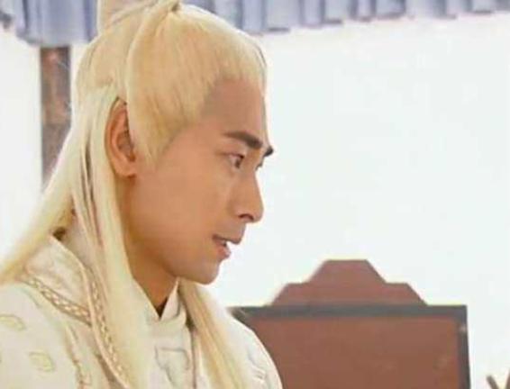 盘点古装剧中七大白发男星,张智尧仅排第2,第1名无人超越