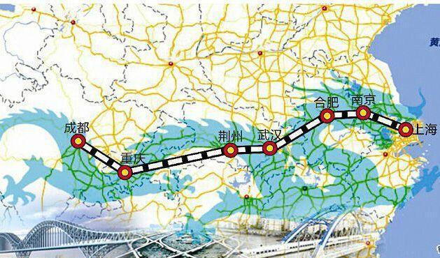沪昆高铁,沪汉蓉高铁,路桥高铁……谁才是祖国东西向第一高铁?
