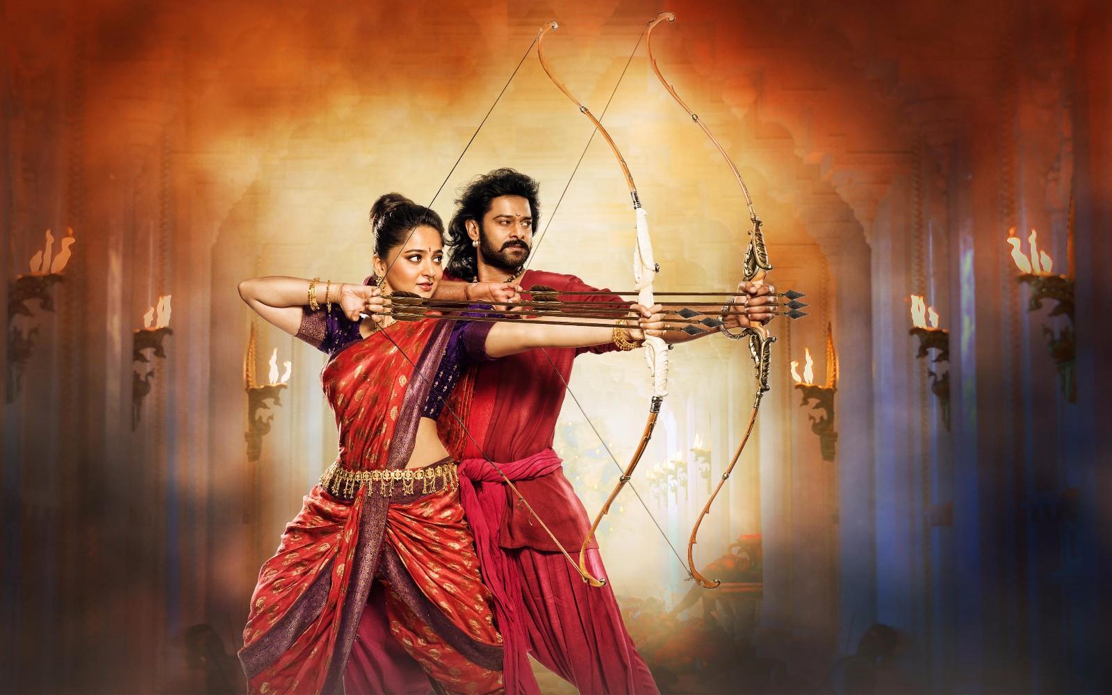 这部席卷印度票房的电影终于来了,宫斗,战争,爱情一样