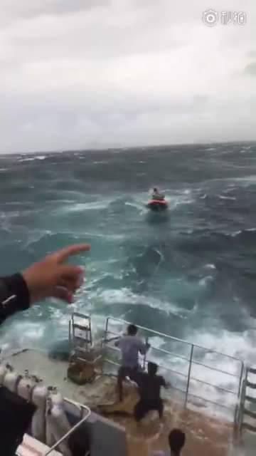泰国游船翻船泰副总理:普吉岛沉船事故涉事船只不顾警告擅自出海,将采