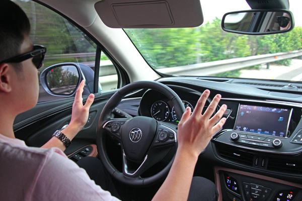 昂科威长测:自驾游我是司机,却觉得也成了乘客
