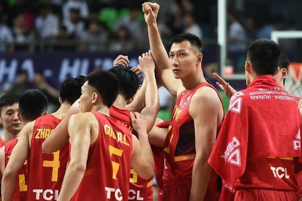 红蓝两队融为一体!最强中国男篮名单火爆出炉
