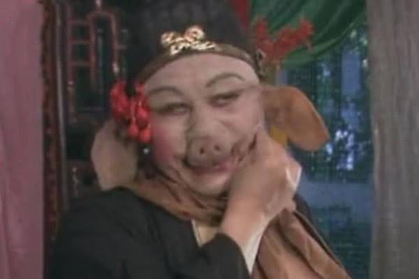 史上最受欢迎的猪八戒,不是马德华,不是谢宁,而是甘当