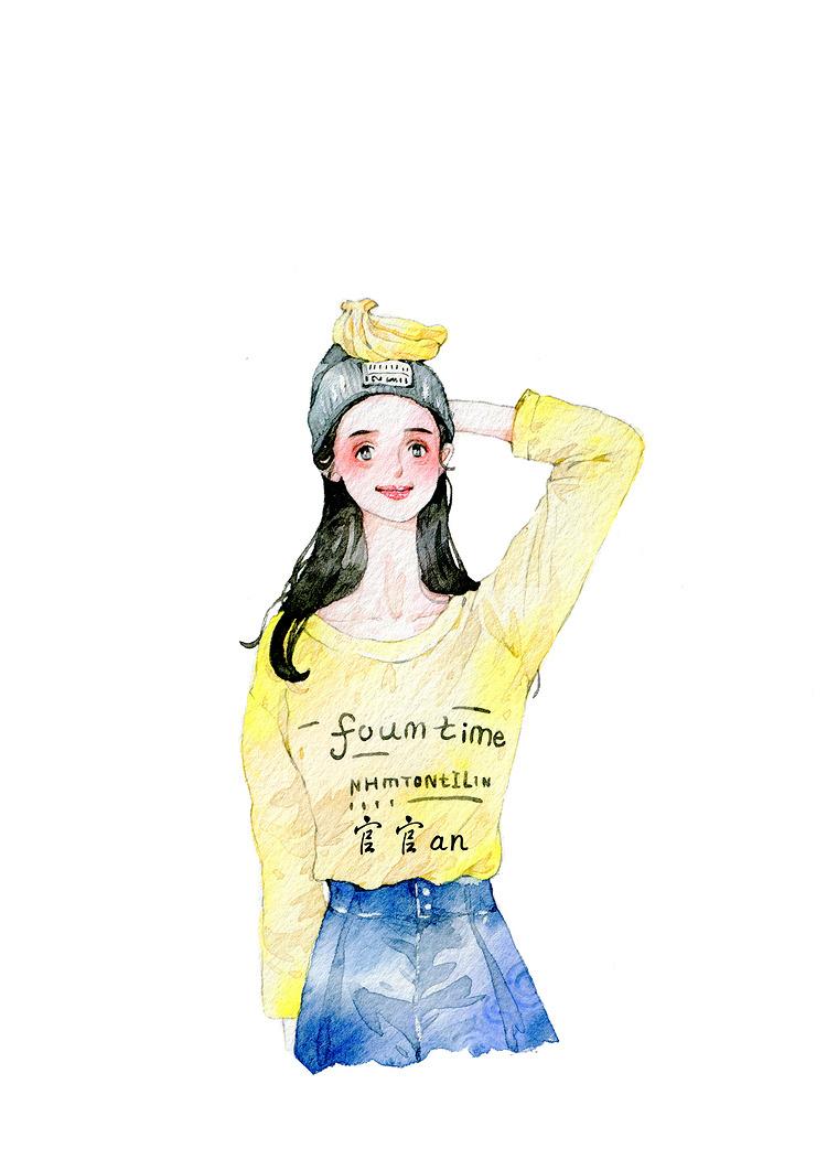精致女孩们的文艺小清新 ‖.