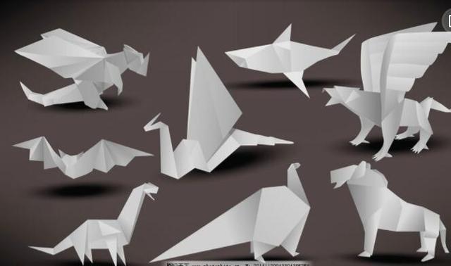 国产动画中少见的折纸动画《三只狼》,每个细节都堪称经典!
