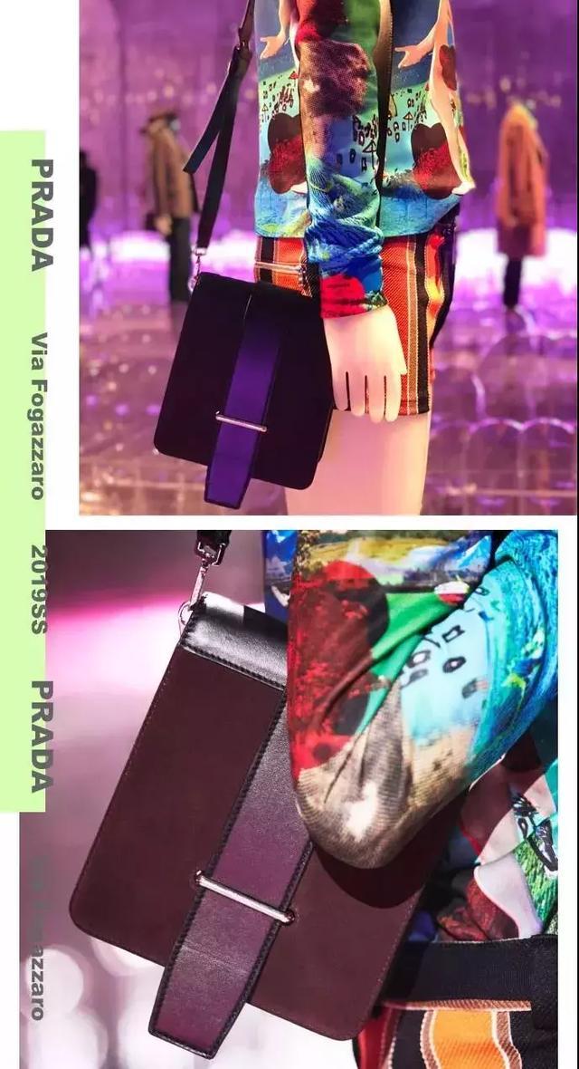 Prada2019新款包包发布,比LV、CHANEL的都好看!