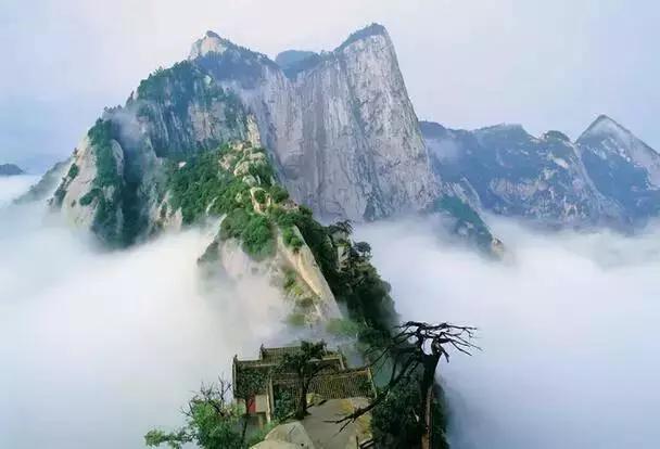 陕西旅游景点大全