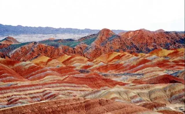 西藏和新疆最美的风景图片