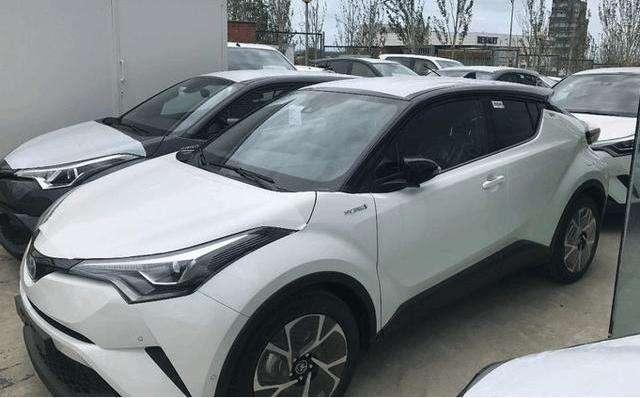 首批丰田CHR到店实拍, 12.8万的起售价! 国产车该何去何从?