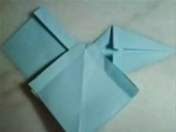 手工diy精美的折纸蝴蝶结步骤图解教程