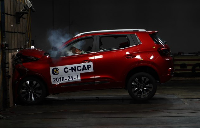 C-NCAP第二批碰撞成绩出炉:东本CR-V夺冠,起亚垫底